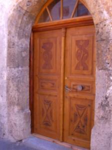 Tür nacher