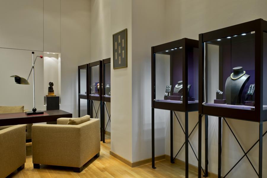 König Zürich Boutique Ausstellungen
